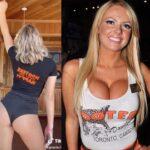 Meseras de Hooters se quejan de los nuevos uniformes, dicen que es ropa interior, ustedes que opinan?